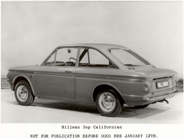 Hillman Imp Californian