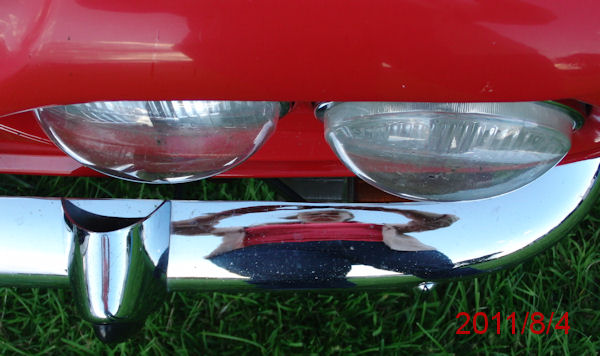 Salt Lamps Chch : RVP 530G, Hillman Imp van