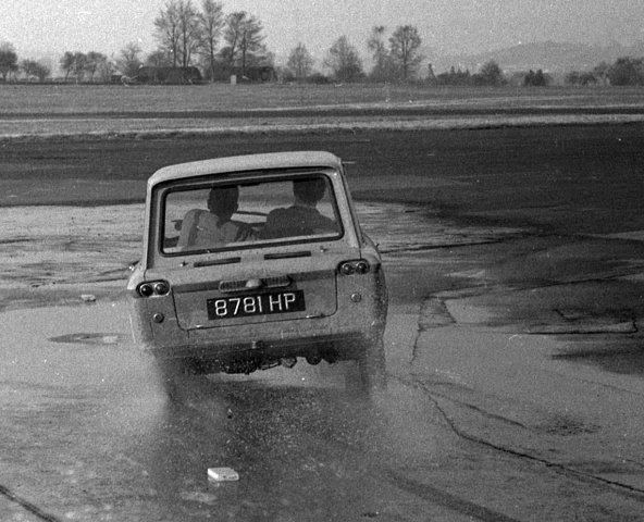 Apex 4 at Dunlop - rear