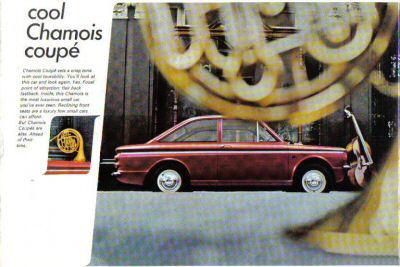 Cool Chamois coupé