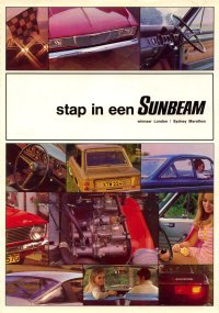 Stap in een Sunbeam