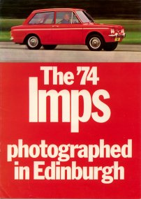 The '74 Imps in Edinburgh