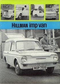 Hillman Imp van