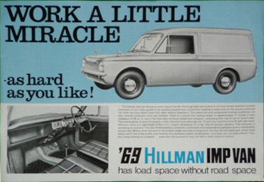 Work a little miracle as hard as you like