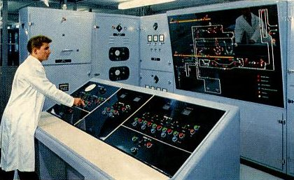Assembly control room