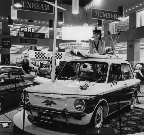 New York autoshow 1963/64