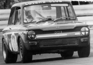 McGovern at Zandvoort, 1971