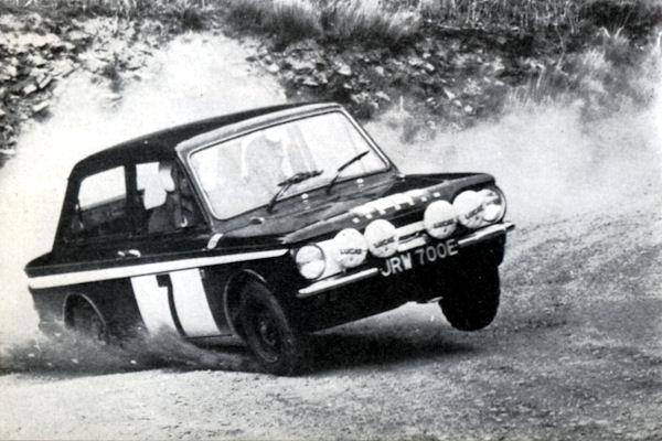 Andrew Cowan - Scottish Rally
