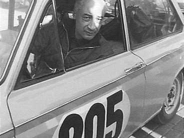 Maus Gatsonides, 1964