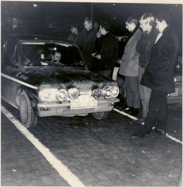 JDU 48E Monte Carlo rally 1967