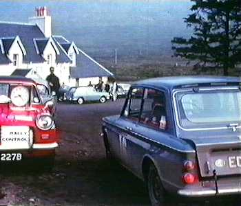 1965 Scottish Rally, R. Smith & S. Taylor
