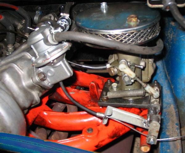 Vintage reece fish classic mini carburetor ebay for Carbs in fish