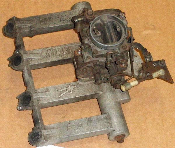 792345 Carburetor - More info
