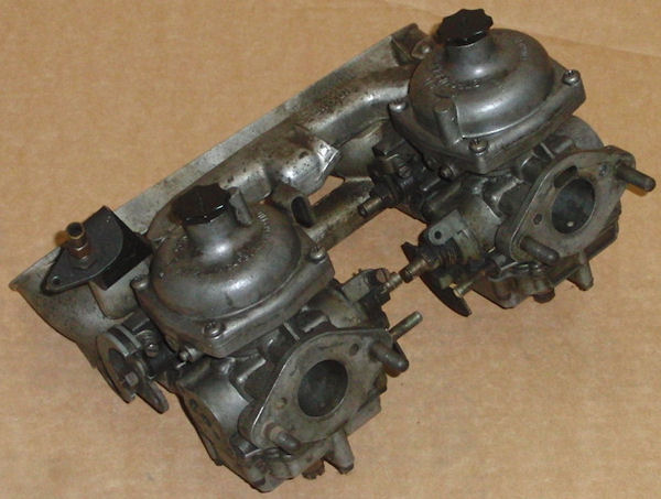 Carburators - The Imp Site