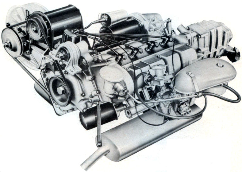 Image result for hillman imp engine