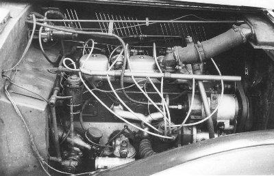 Coventry Climax Triumph Gloria Vitesse 1935