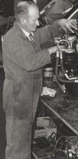 Mr. Ernie Beck